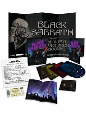 BLACK SABBATH - LIVE GATHERED IN THEIR MASSES (DELUXE) BLU-RAY+2 DVD+CD SET+POST