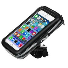 Cycling Bike Bicycle Frame Front Bag Phone Case Holder For iPhone Smartphone 5.5
