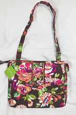 NWT Vera Bradley $65 TABLET HIPSTER Crossbody in ENGLISH ROSE 12695-133 purse