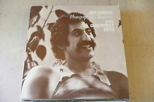 "JIM CROCE""PHOTOGRAPHS&MEMORIES-disco 33 giri LIFESONG 1974"""