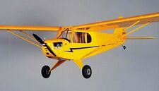 Piper J-3 Cub #505 Herr 1/2A R/C Balsa Wood Model Airplane Kit