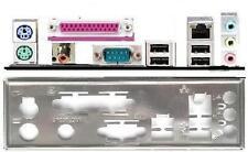 ATX pannello I/O Shield ASUS p4s800 p4s-x p4v800-x p4p800s #107 io SHIELD BRACKET