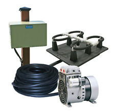 Kasco Aeration Robust-Aire Kit RA1PM  Post Mount To 1.5 Surface Acres 120V