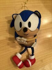 SEGA SONIC The Hedgehog  Japan UFO Plush Doll 1992 Figure Doll