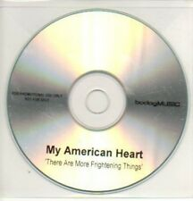 (601K) My American Heart, There are More Frighte- DJ CD
