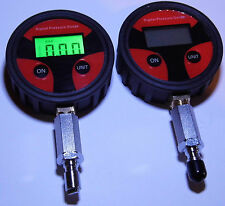 NEW - Scuba Diving Rebreather, Demand Valve Digital Interstage Pressure Gauge