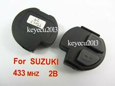 New Keyless Key Remote Board Fob 2 Button for Suzuki Swift 433MHZ(4Y-TS002) Fob