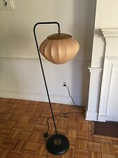 Herman Miller George Nelson Style Bubble Cocoon Floor Lamp