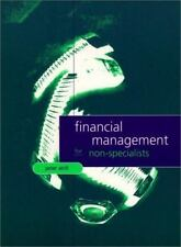 Financial Management for Non-Specialists by Peter Atrill (1996, Paperback)