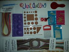 Paper Quilling All tool sets Jewelrey making kit, tool,board,pearls quilling kit