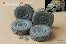 Voyager 1/35 US 4X4 MRAP MaxxPro Fighting Vehicle Road Wheels for Kinetic K61011