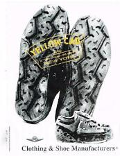 PUBLICITE  1995   YELLOW CAB      CLOTHING & SHOES MANUFACTURES