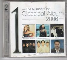 (ES988) The Number One Classical Album 2006, 2CDS  - 2005 CD