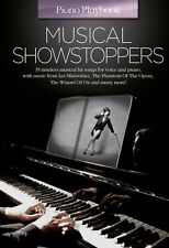 Piano Playbook Musical Showstoppers Play WICKED MAMMA MIA GREECE POP Music Book