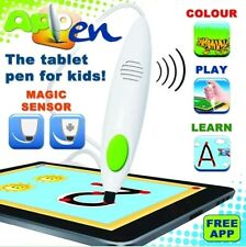 Appen electronic learning aid for ios & android tablettes stylo couleur, jouer, apprendre