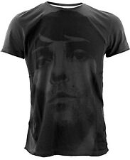 WoW IKONS Amplified Official IAN BROWN Face UK Rock Star Idol T-Shirt g.S
