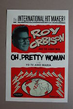Roy Orbison Lobby Card Pretty Women