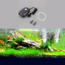 Aquarium Fish Tank Pond Pump Hydroponic Oxygen Air Bubble Disk Stone Aerator OE