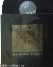 "SISTERS OF MERCY ~ Alice ~ 12"" Single PS FRENCH PRESS"