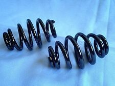 "Motorcycle 3"" Barrel Coiled Solo Seat Springs for Harley Chopper Bobber Softail"