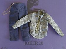 1/6 Hot Toys DX 11 Dark Knight Joker 2.0 - Shirt, Tie and Pants