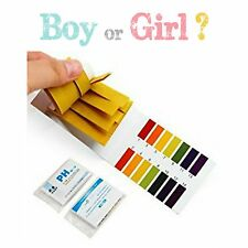 Baby Gender Boy or Girl 80 test strips ovulation pregnancy  trying for baby UK