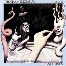 Strange Times by The Chameleons UK (CD, Aug-1993, Geffen)