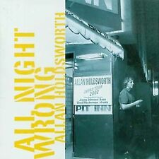 All Night Wrong by Allan Holdsworth (CD, Feb-2002, Sony Music Distribution...