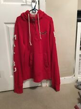 Mens Hollister Hoodie Size Large