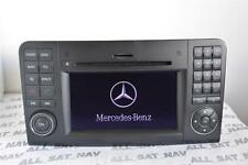Mercedes Comand APS NTG2.5 W164 ML GL sat nav 6CD/DVD changer navigation system