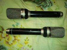 Neumann Gefell UM70 RFT mv692 mic with cardioid omni fig8 caps