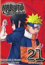 Naruto: Shippuden - Box Set 21 (DVD, 2015, 2-Disc Set) ORIGINAL & UNCUT - Sealed