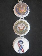 United States Navy Inside Rear View Mirror Ornament ~ **Gift Idea