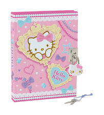 Sanrio Hello Kitty Shine Locking Diary