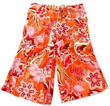 Oilily Girls Velvet 5/6 Pants size 98/104