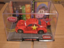 DISNEY PIXAR CARS 2 LONG GE CHASE  W/ CASE  DISNEY STORE
