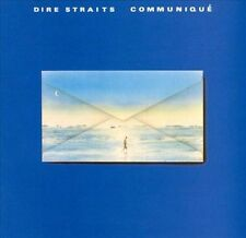 Communiqué by Dire Straits (CD, Jun-1996, PolyGram) NO SCRATCHES