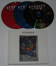 ERASURE THE INNOCENTS DVD & CD SET BIRMINGHAM NEC 1988 B SIDES REMIXES RARITIES
