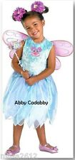 Abby Cadabby Girls Halloween Costume Sesame Street 4-6X, Multi-Color, Polyester