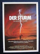 Filmplakatkarte cinema  Der Sturm   John Cassavetes