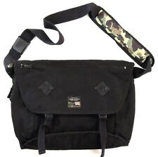 Ralph Lauren Denim Supply Army Laptop Messenger Newspaper Book Camo Shoulder Bag