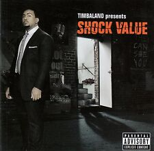 TIMBALAND : TIMBALAND PRESENTS SHOCK VALUE / CD - TOP-ZUSTAND