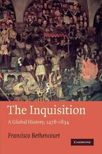 The Inquisition: A Global History 1478-1834 (Past and Present Publications), Bet