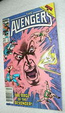 MARVEL 1985 MAR THE AVENGERS #265 THE RAGE OF THE BEYONDER!