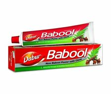 2 x Dabur Babool Natural Toothpaste 180g | Prevent Swelling and Bleeding Gums