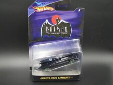 BATMAN The Animated Series BATMOBILE 2007 Hot Wheels 1:50 Collectible Model