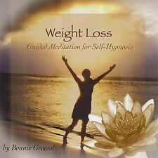 Bonnie Groessl - Weight Loss: Guided Meditation for Self-Hypnosis [New CD]