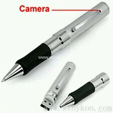 5 Hours Hidden HD Pen Camera With 1080p Vedio Recording And 32GB Memory Card Fre