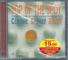 Top Of The Spot Classic & Jazz 2004/2 (2004) CD NEW Ebben ne andrò lontana SHELL