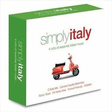 Simply Italy (Last copies then N/A) CD by Various